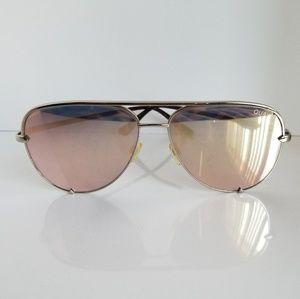 Quay x Desi High Key sunglasses